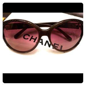 Chloe Melisse CL-2220 Matte Brown Sunglasses